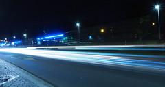 P7290053_v1 (jakubste) Tags: krakow cracow city night traffic