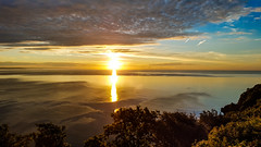 Torbay sunrise (the tamron tog) Tags: sunrise torbay teignmouth dorset sun sea lymebay samsung galaxy phone devon uk