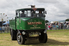 IMG_0080-2_thomash89.jpg (thomash89) Tags: cark cartmel engine steam vintage car sentinel waggon rallly