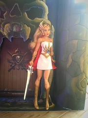 She-Ra Comic Con exclusive (SevignyFF) Tags: shera sdcc exclusive comic con mattel garrettsander doll princessofpower mastersoftheuniverse