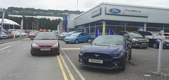 Something for everyone! (Woolfie Hills) Tags: cem days plasmarl ford dealers