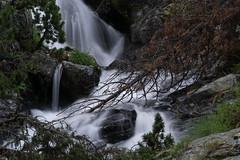 Wodpspad na potoku Comaperdosa