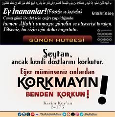 Kerim Kur'an - Cuma 9-62 (Oku Rabbinin Adiyla) Tags: allah kuran islam ayet ayetler quran terrlanetliyoruz 15temmuz fet cami cuma oku