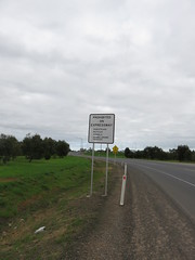 Prohibited on Expressway (RS 1990) Tags: adelaide southaustralia thursday 4th august 2016 anglevale m20 northernexpressway northernexpy munnopara munnoparawest