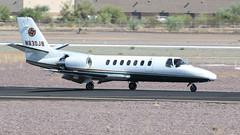 Cessna 560 Citation V N830JB (ChrisK48) Tags: bic baysinvestmentcorporation 1992 aircraft airplane cessna560 dvt kdvt n830jb phoenixaz phoenixdeervalleyairport citationv