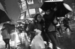 (bigboysdad) Tags: bw blackandwhite monochrome monotone ricoh gr 28mm street night nightlife