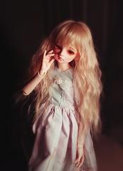 Primrose (Kinestea) Tags: dim doll mind bjd morningdew dollmore