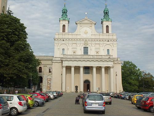 Archikatedra św. Jana Chrzciciela i św. Jana Ewangelisty, Lublin
