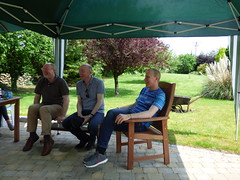 Claregalway May2016 (~ l i t t l e F I R E ~) Tags: oughinagh galway maam family mcmichael macmichael party maountains 60th sunlight landscape drink pint irland cross path walk walking trip brothers