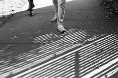 (Benz Doctolero) Tags: canon t50 ilford hp5 400 bw monochrome film street light shadows sacramento california 50mm