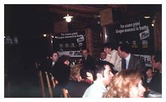 1993 - Presentazione del restyling del settimanale La Pulce a Civitella di Romagna