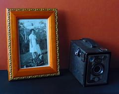 884 - Fifty-four year history. The first picture to remember (esnalar) Tags: 6x9 historia recuerdos regards trunkofmemories balderecuerdos sx50hscanon