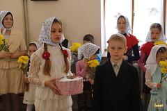 16. Пасхальный праздник в школе «Умелые ручки»