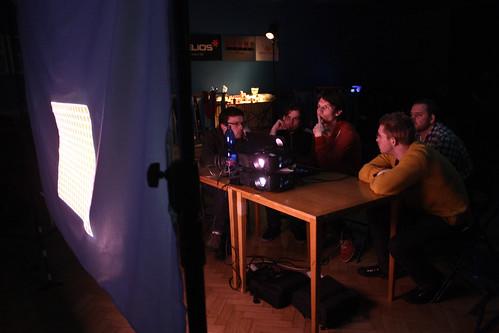 "WORKSHOP: Percepce lidského oka / Video jako zdroj světla na divadle • <a style=""font-size:0.8em;"" href=""http://www.flickr.com/photos/83986917@N04/17060250986/"" target=""_blank"">View on Flickr</a>"
