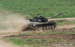 "Exercise ""Dynamic Response 2015"" (Combat-Camera-Europe) Tags: army tank exercise czech military tschechien mbt exercises nato tanks amee otan t72 allentsteig mainbattletank t72m4 mainbattletanks dynamicresponse dynamicresponse2015"