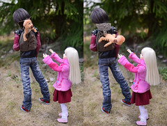 2 (Olinka *) Tags: switch body head handmade super bjd soom hybrid cecile gem ver jid revenger iplehouse milhwa