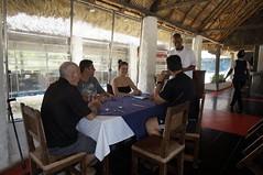 Almuerzo tradicional en El Guije (lezumbalaberenjena) Tags: santa clara cuba villas villa 2015 lezumbalaberenjena