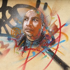 Au fil des rues... Street Art  Vitry-sur-Seine (94) (Yvette Gauthier) Tags: streetart ledefrance 94 valdemarne vitrysurseine c215 fresquemurale christiangumy