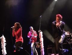 #Live  Lves (benjaminlamalice) Tags: paris sexy smile corinne rock fun la jump concert pacific starter live duo pop benjamin trio cry chartres fff malice chanteuse musiques dionysos rihanna letage actuelles antillaise lves zebda liveinparis yvelive