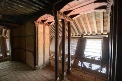 Interior of the Basantapur Tower