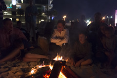 20150404007745_saltzman (tourosynagogue) Tags: usa beach dinner singing bonfire ms biloxi marshmellows passover sedar havdalah tourosynagogue