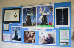 Holgate Windmill art display, May 2015 (20)