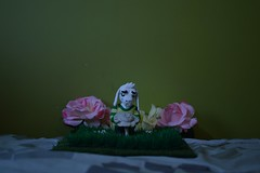 Asriel - The Lost Child (Undertale) (artameredouceur) Tags: asriel dreemurr undertale video games gaming cute kawaii anthro furry flowers pastel child children