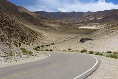 Winding road to Antofagasta de la Sierra (Gregor  Samsa) Tags: road argentina de la sand sierra winding altiplano windingroad antofagasta antofagastadelasierra