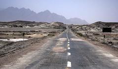 Durch die iranische Salzwste (schaffer.walter) Tags: iran
