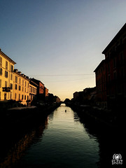 Sunset Naviglio Grande (andrea.prave) Tags: milano lombardia italia darsena naviglio navigliogrande canale tramonto sunset atardecer solnedgng solnedgang      coucherdusoleil  zonsondergang prdosol  puestadelsol sonnenuntergang milan  mailand     milanoinfoto lombardy italy