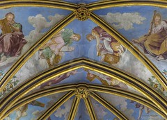 20160725_chaalis_abbey_primatice_chapel_777z9 (isogood) Tags: chaalis chapel primatice frescoes stainedglass renaissance barroco france church religion christian gothic cathedral light abbey
