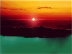 Fantasy dawn (Shooting in RAW) Tags: panorama tramonto colore fantasia sole paesaggio