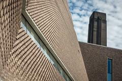 Tate Switch House | All Angles (James_Beard) Tags: brick london tate landmarks tatemodern touristattraction londonskyline londonlandmarks londonarchitecture switchhouse sonyrx100m3