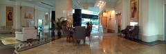 Lobby Parkview Serviced Apartments