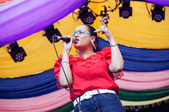 Fatima & The Eglo Band @ Mostly Jazz Festival 3 (preynolds) Tags: red musician music festival concert birmingham raw dof singing stage gig livemusic jazz noflash soul singer moseley mark2 stagelights moseleyprivatepark tamron2470mm canon5dmarkii frontwomen counteractmagazine mostlyjazz2016