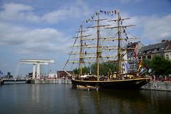 Tall Ships Race 2016 Georg Stage DST_4694 (larry_antwerp) Tags: tallshipsrace 2016 sailing tallship georgstage antwerp antwerpen       port        belgium belgi          schip ship vessel        schelde