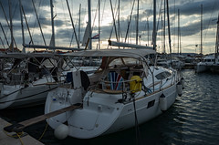 Escape (mhx) Tags: mediterranean sailing croatia adriatic