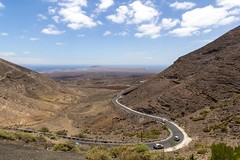 Road to the beach (Ralph Rozema) Tags: spain fuerteventura lanzarote atlanticocean canaryislands playablanca femes ralphrozemaphotography