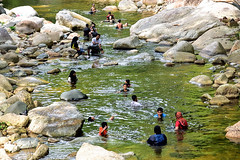 Sekayu Waterfall (chooyutshing) Tags: kawasanhutanlipursekayu sekayurecreationforestandwaterfall terengganu malaysia