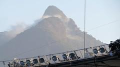 the mountain from Maracana