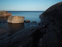 No land in sight (Jarno Nurminen) Tags: cirpol evening balticsea nd1000 filter