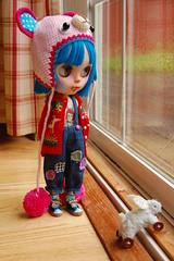 DSC_0007 (Lindy Dolldreams) Tags: blythedoll sweetcrate doll sparkyspark jiajiadoll girl blue