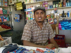 Amin from Bagladesh (Sasha India) Tags: belizecity belize             caribbean