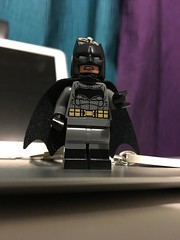 Lego Batman (Kaliupps) Tags: sho shot with iphone shotwithiphone