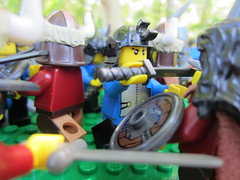 samurai (brickdisciple) Tags: lego collectable battle army