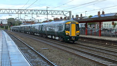 Great Western Railway - 387133 and 387132 (dgh2222) Tags: class 387 gwr 387132 387133 test train stafford station electrostar
