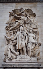 Arc de Triomphe (My Picture My Story) Tags: paris france arcdetriomphe travel holiday photography sculpture europe