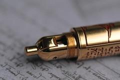 Aurora Leonardo da Vinci (SimDreams) Tags: aurora leonardo da vinci limited edition fllfederhalter fller fountain pen