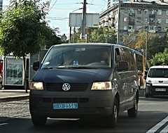 11-2556 (Vetal 888 aka BB8888BB) Tags: volkswagen transporter t5 police ukraine kyiv policelicenseplates    112556