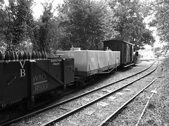 Supplies For The Artillery (Tanllan) Tags: leighton buzzard narrow gauge railway railroad heritage war department light wdlr great ww1 shells ammunition tank car